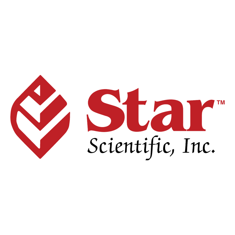 Star Scientific vector