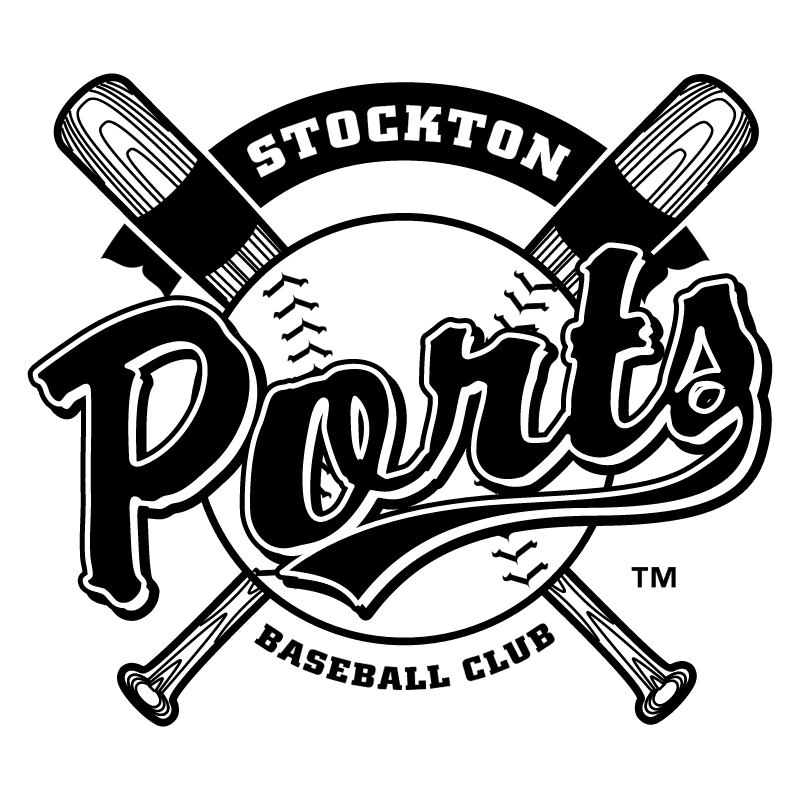 Stockton Ports vector