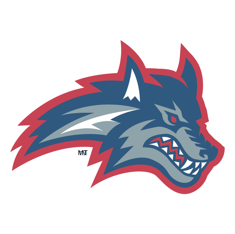 Stony Brook Seawolves vector logo