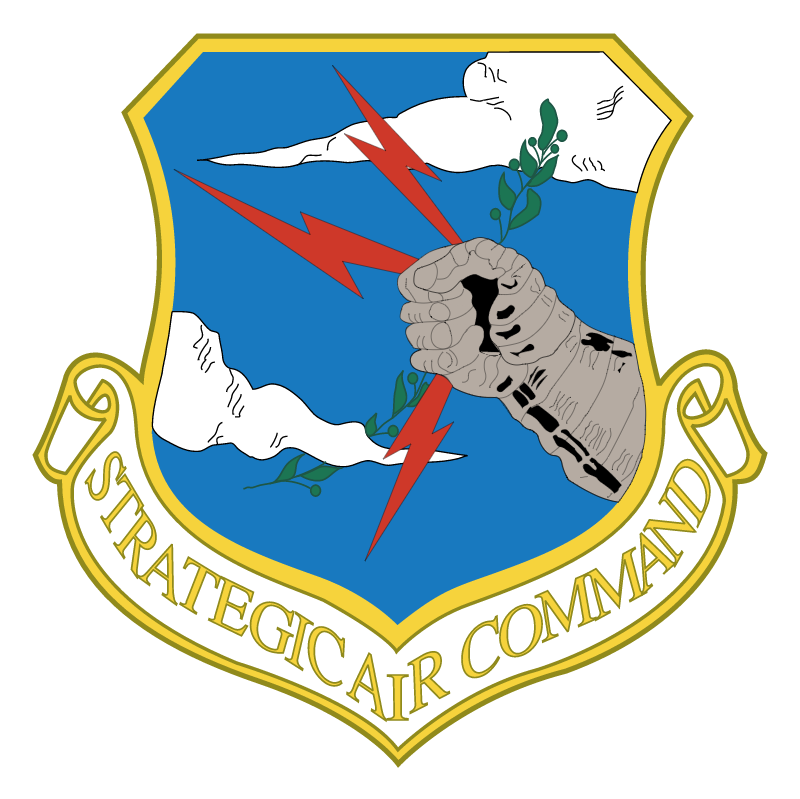 Strategic Air Command vector