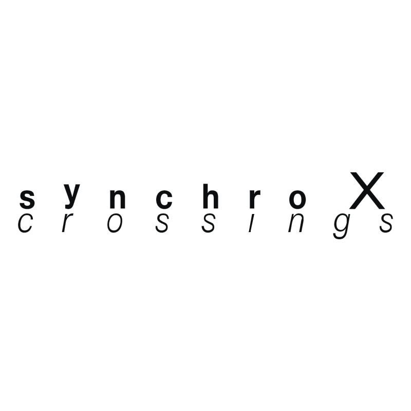 Synchro X Crossings vector