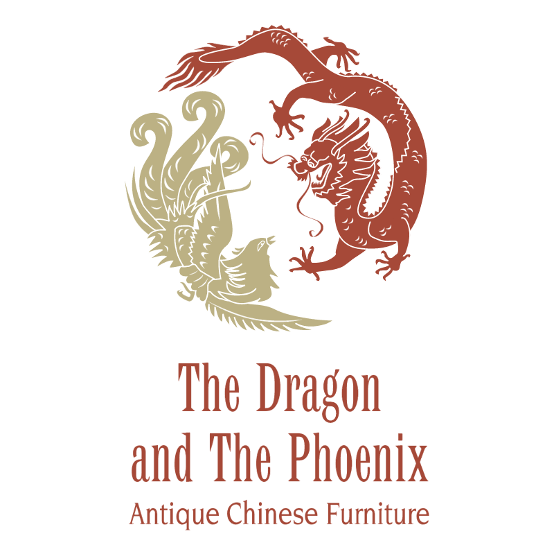 The Dragon and The Phoenix vector