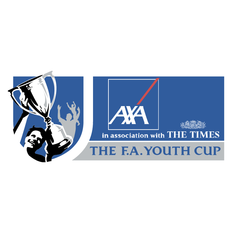 The FA Youth Cup vector