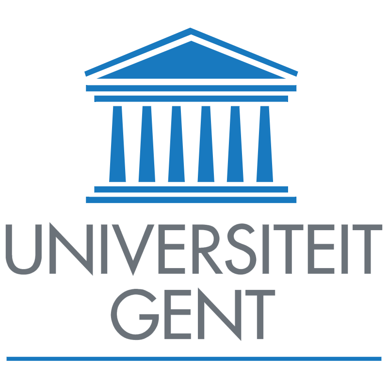 Universiteit Gent vector
