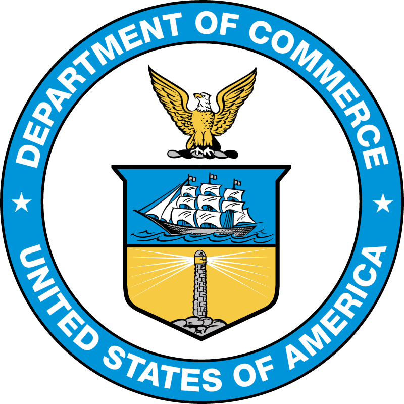 US Department Of Commerce vector