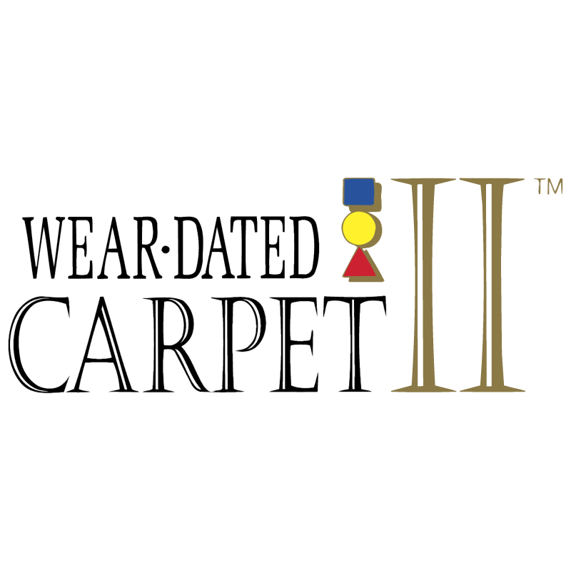 Wear Dated Carpet II vector
