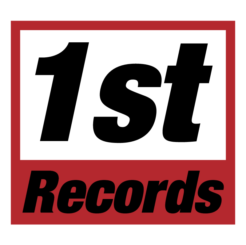 1st Records vector