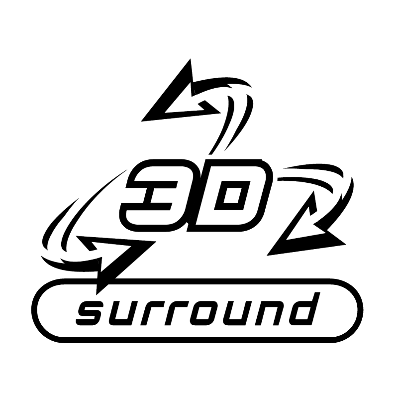 3D Surround vector