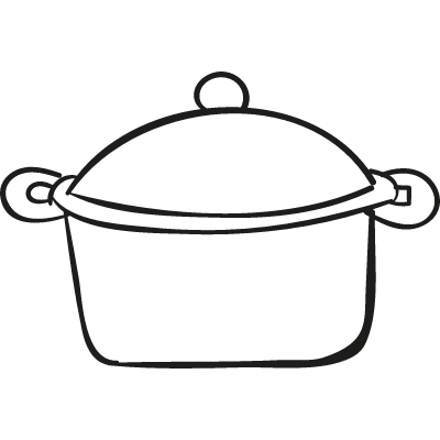 Bistro Pot vector logo