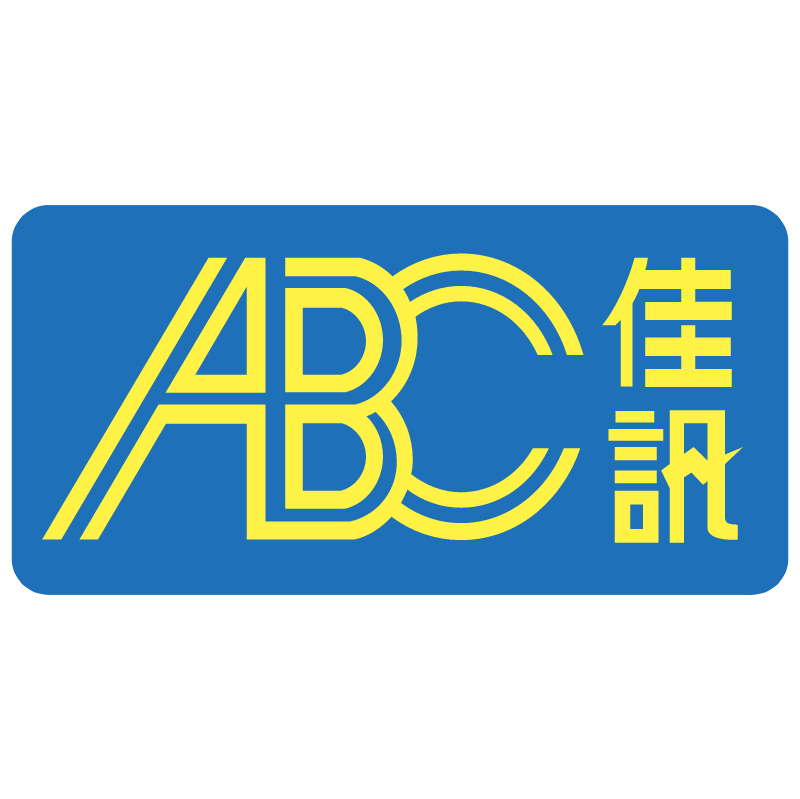 ABC Communications vector logo