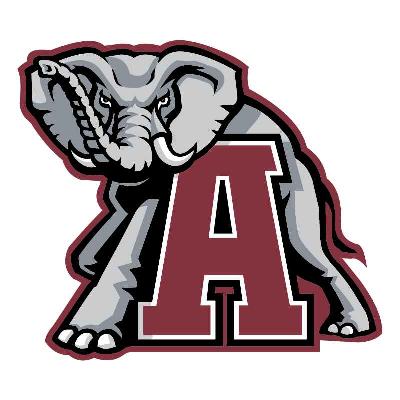 Alabama Crimson Tide vector