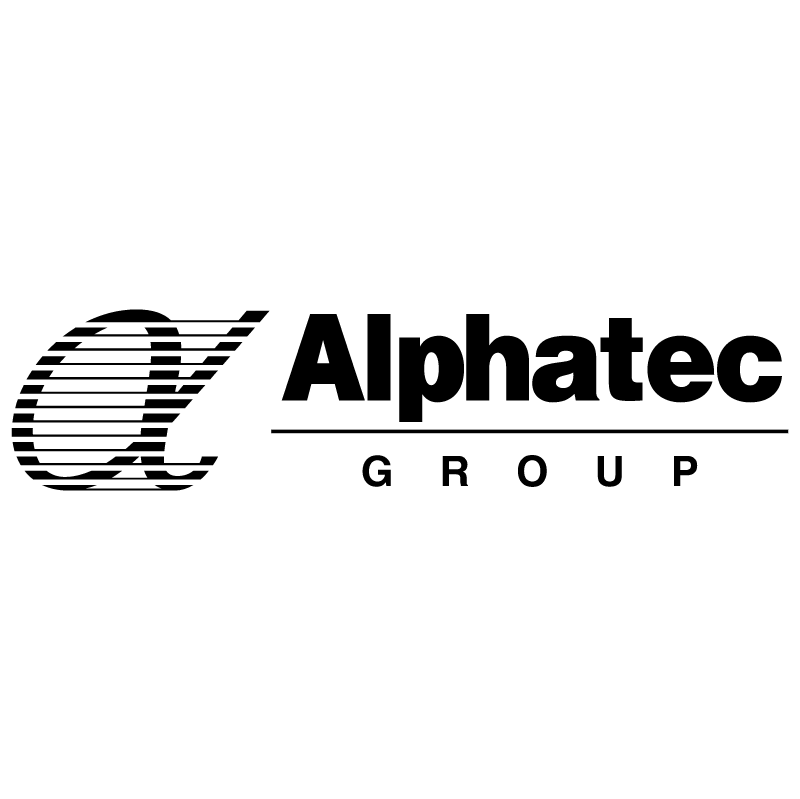 Alphatec Group vector logo