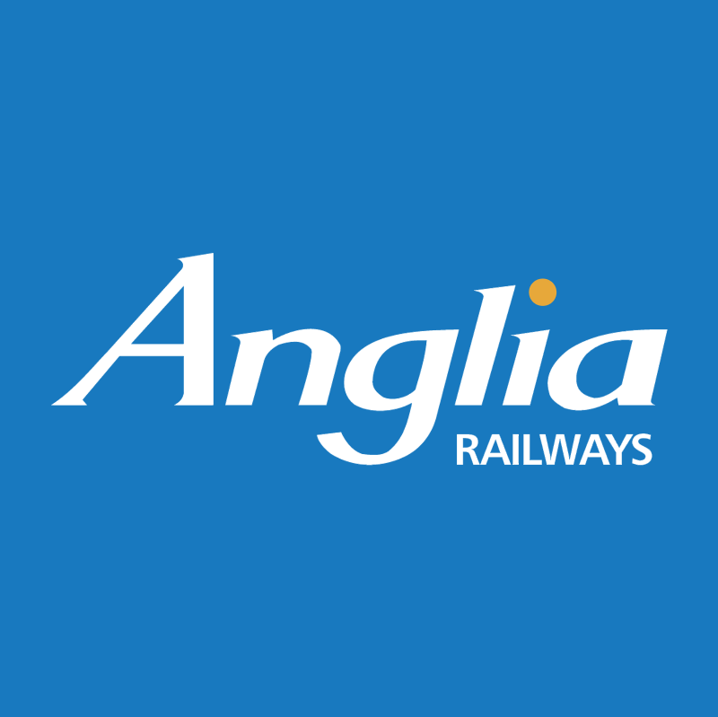 Anglia Railways 41264 vector