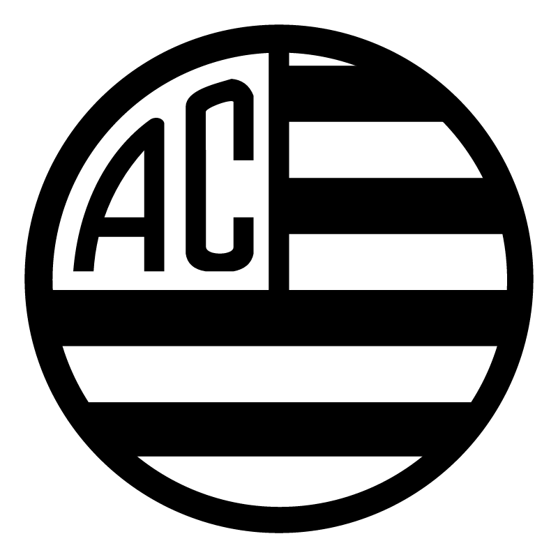 Athletic Club de Sao Joao Del Rey MG vector logo