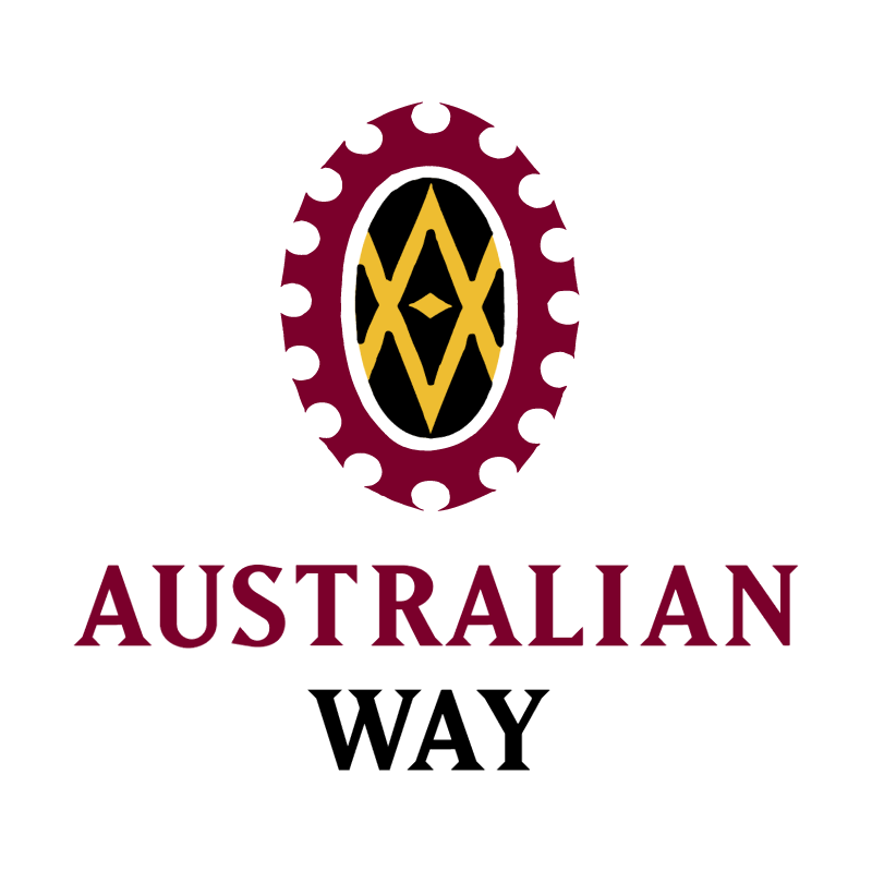 Australian Way vector logo