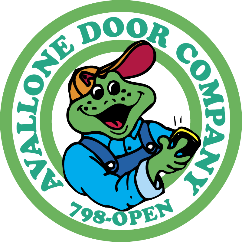AVALLONEDOORCOMPANY1 vector