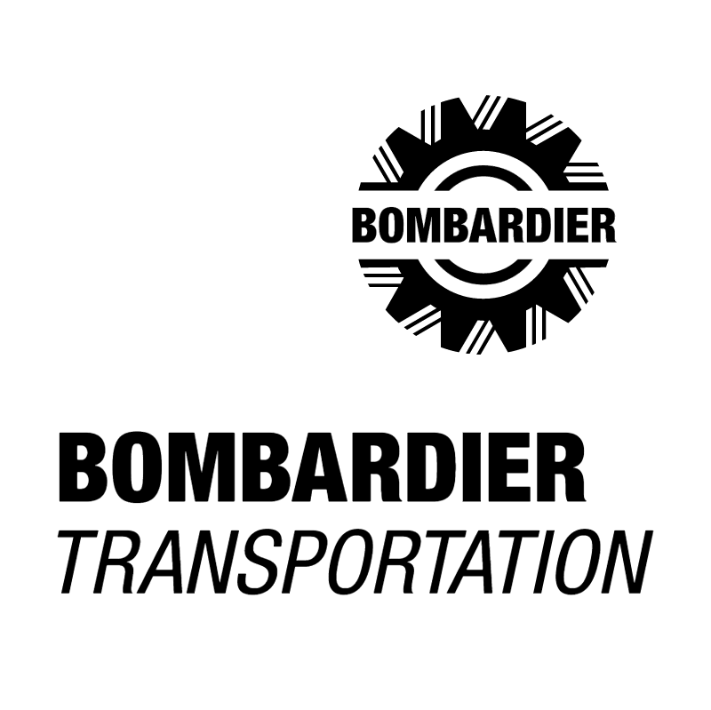 Bombardier Transportation vector logo