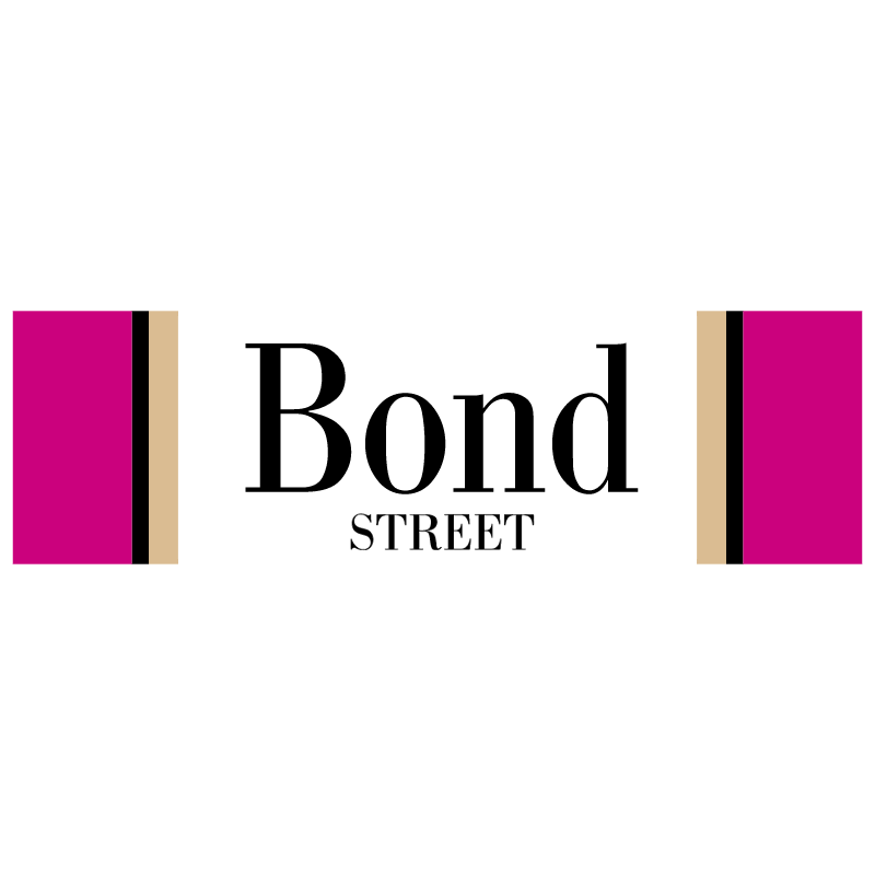 Bond Street vector logo
