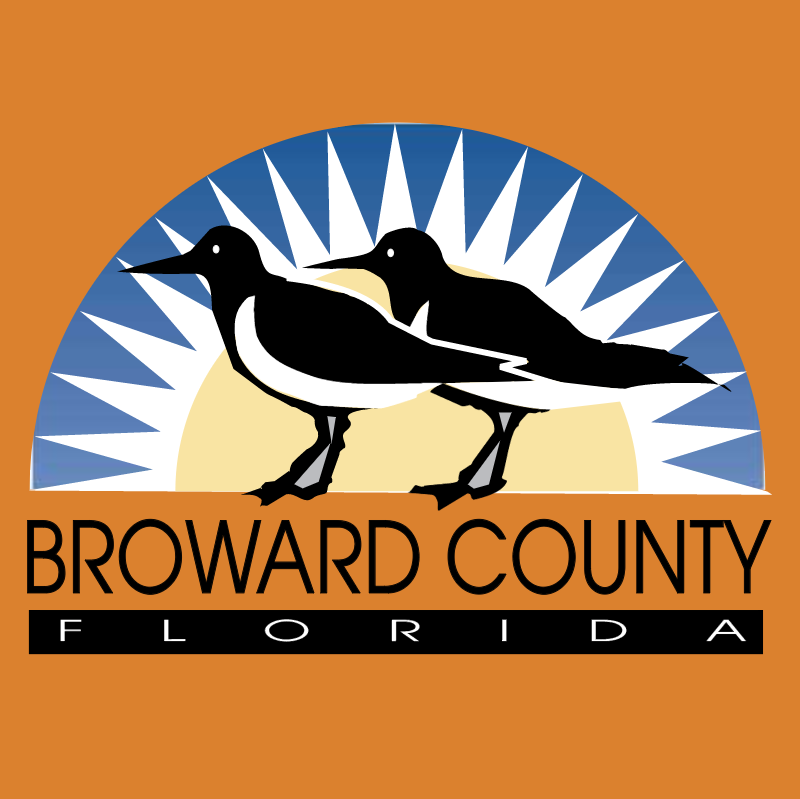 Broward County vector