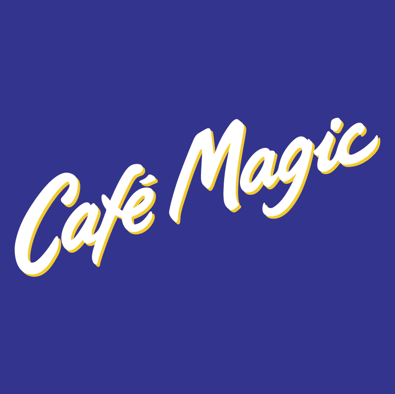 Cafe Magic 1059 vector