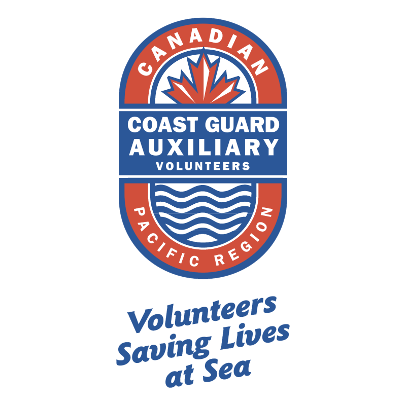 Canadian Coast Guard Auxiliary vector