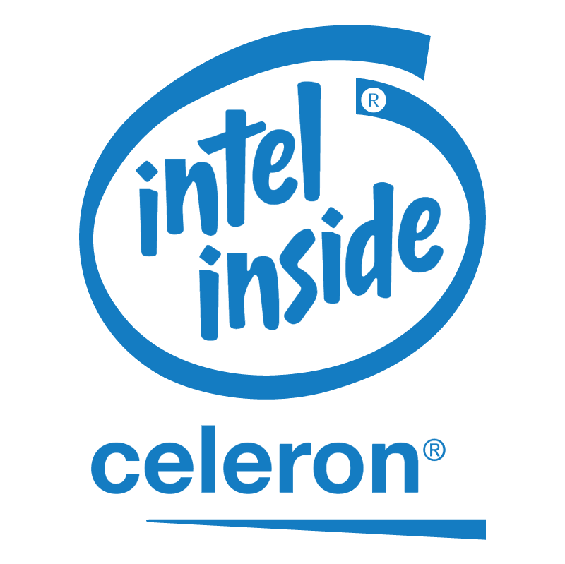 Celeron Processor vector logo
