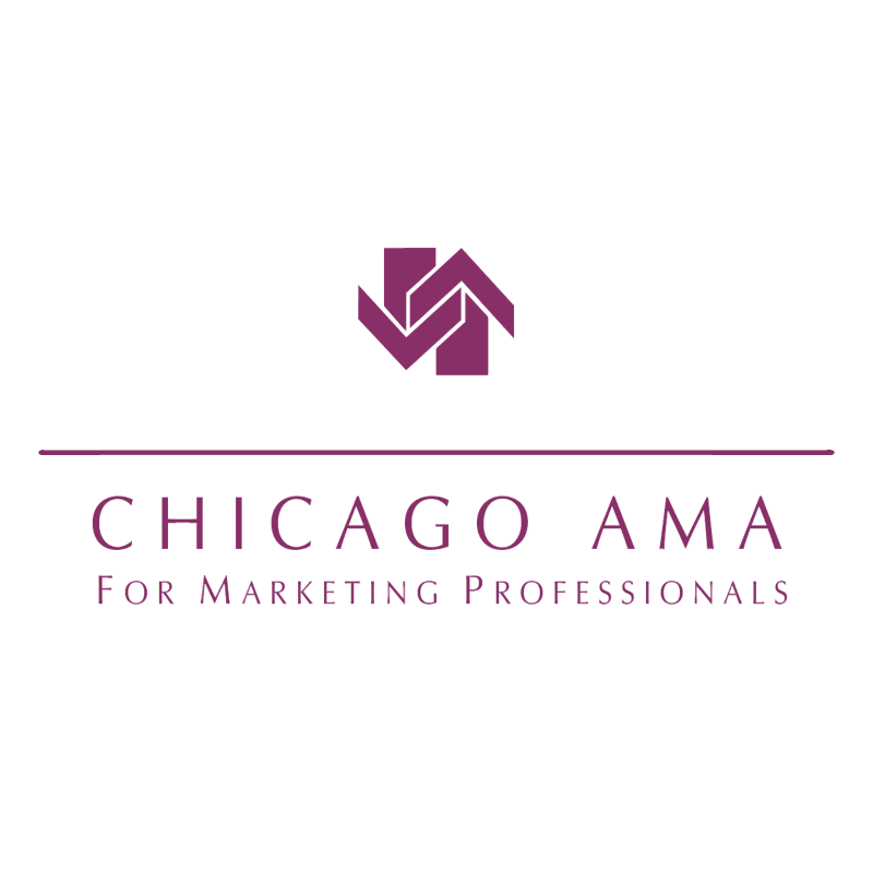 Chicago AMA vector logo
