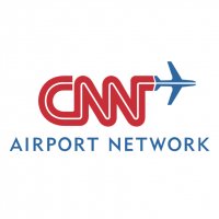 CNN Airport Network vector