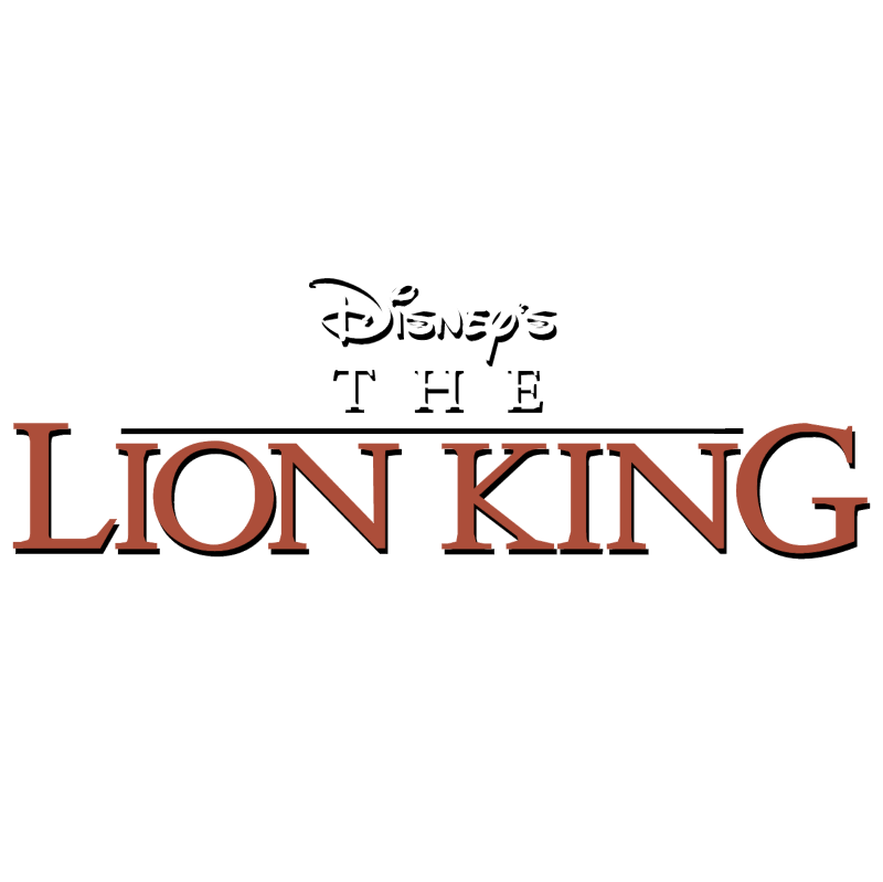Disney's The Lion King vector