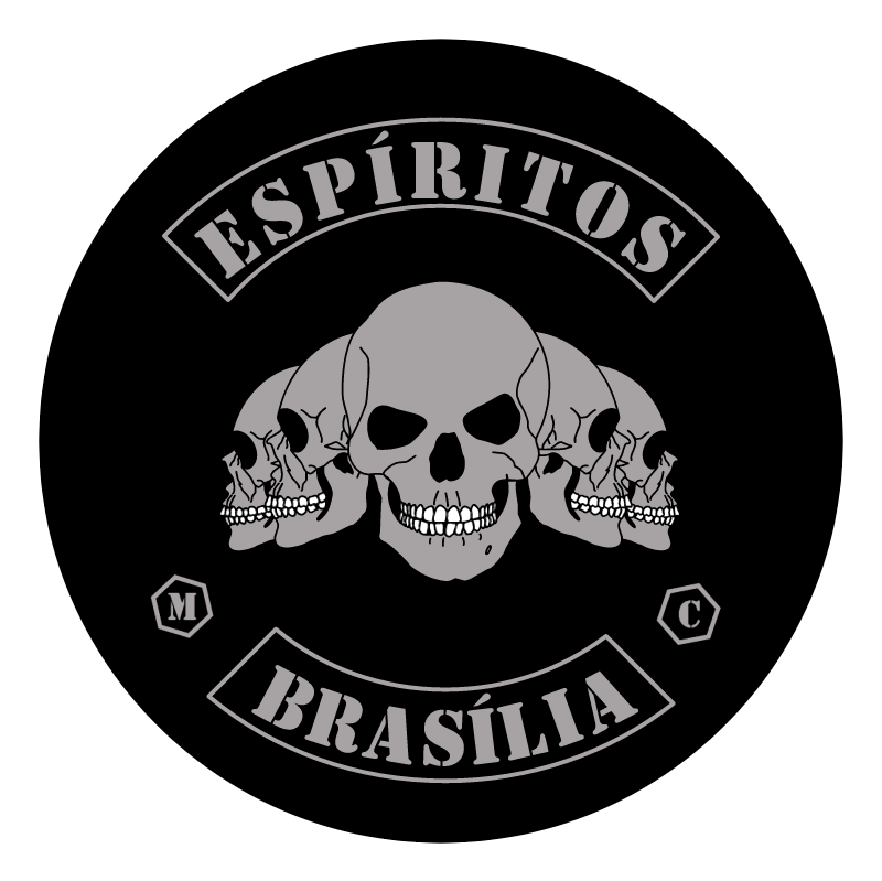 Espiritos Brasilia MC vector logo