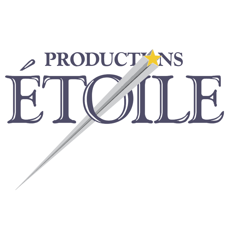 Etoile Productions vector logo