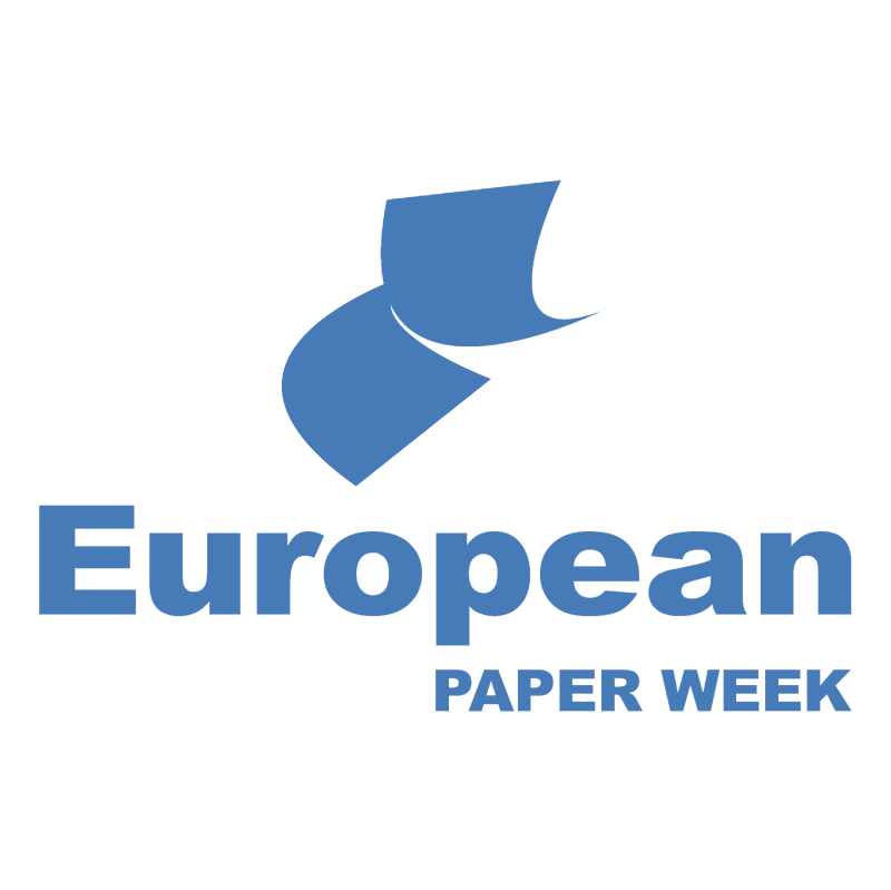 European Paper Week vector