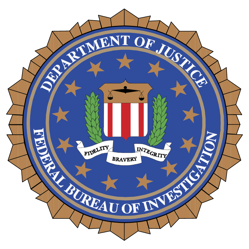 FBI vector logo