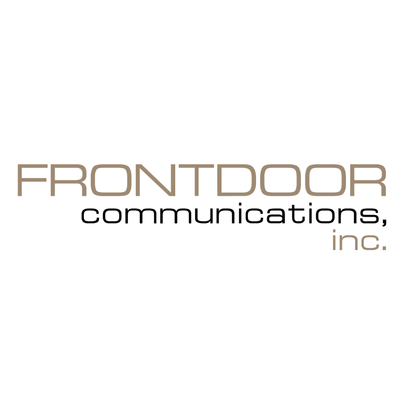 Frontdoor Communications vector