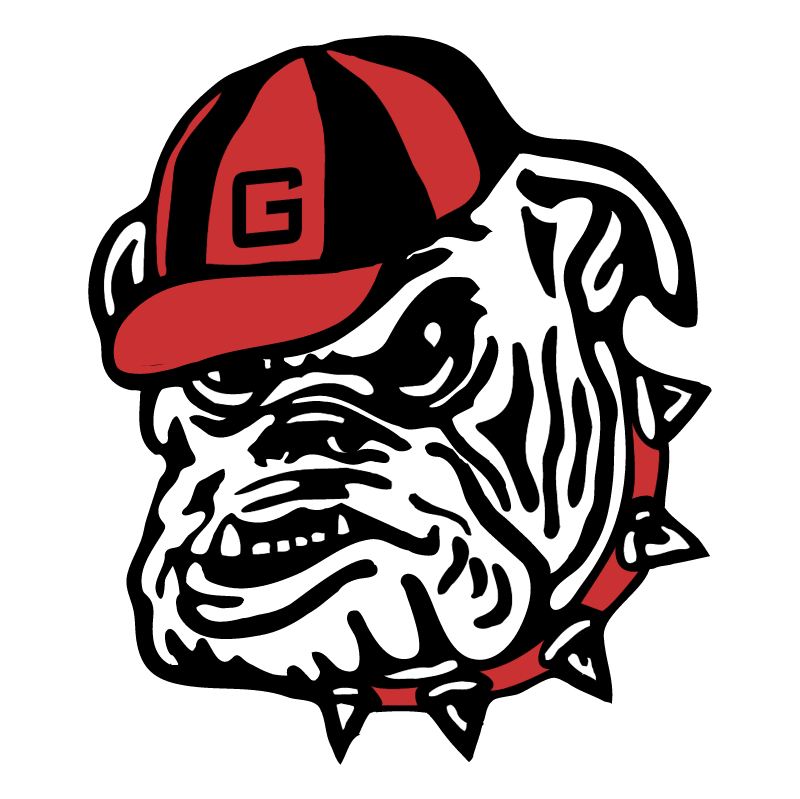 Georgia Bulldogs vector