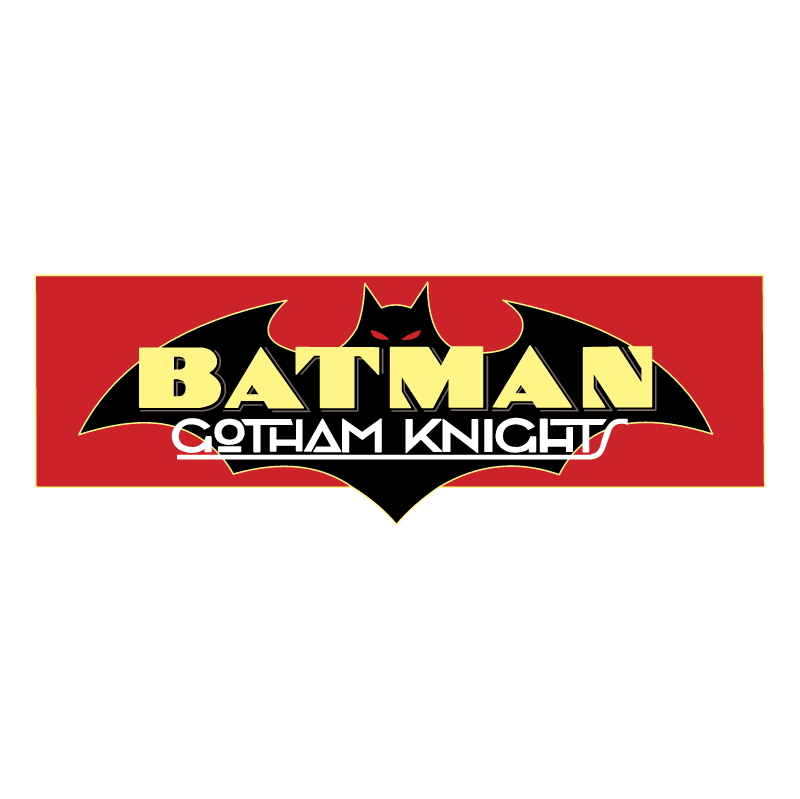 Gotham Knights vector