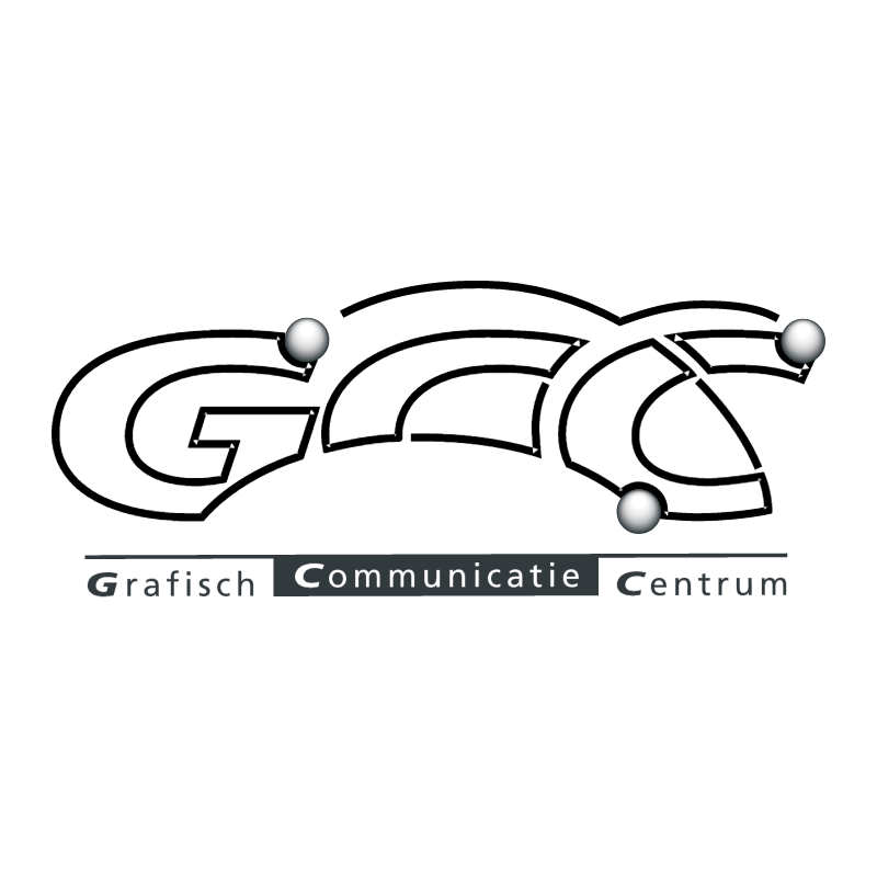 Grafisch Communicatie Centrum vector