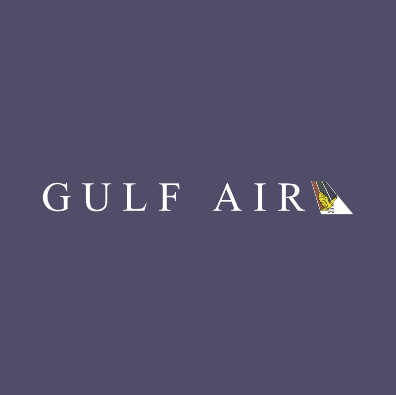 Gulf Air vector logo