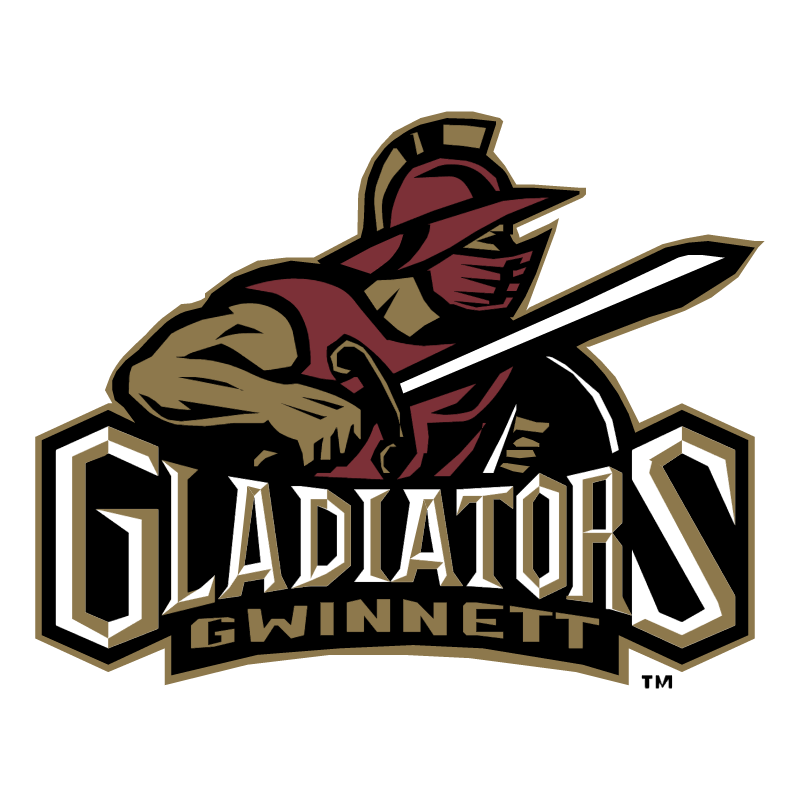 Gwinnett Gladiators vector