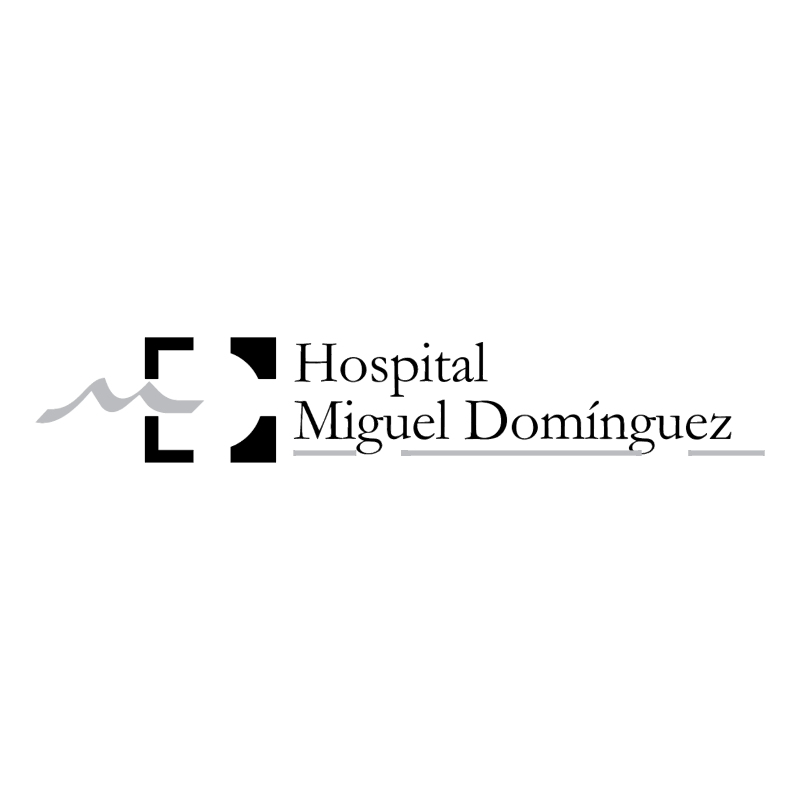 Hospital Miguel Dominguez vector