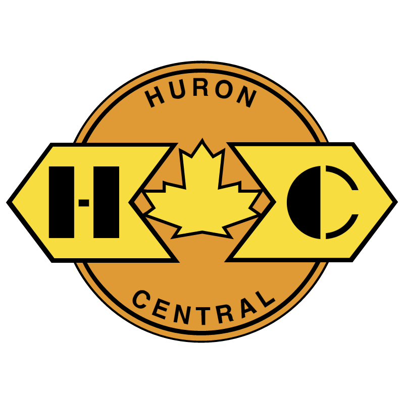 Huron Central Railway vector