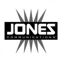 Jones Communications vector