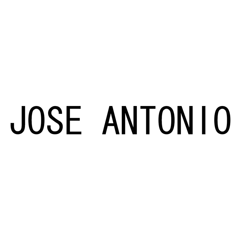 Jose Antonio vector