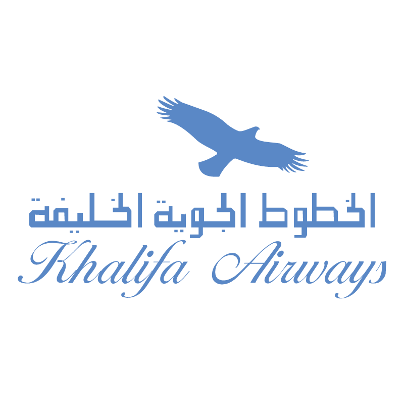 Khalifa Airways vector