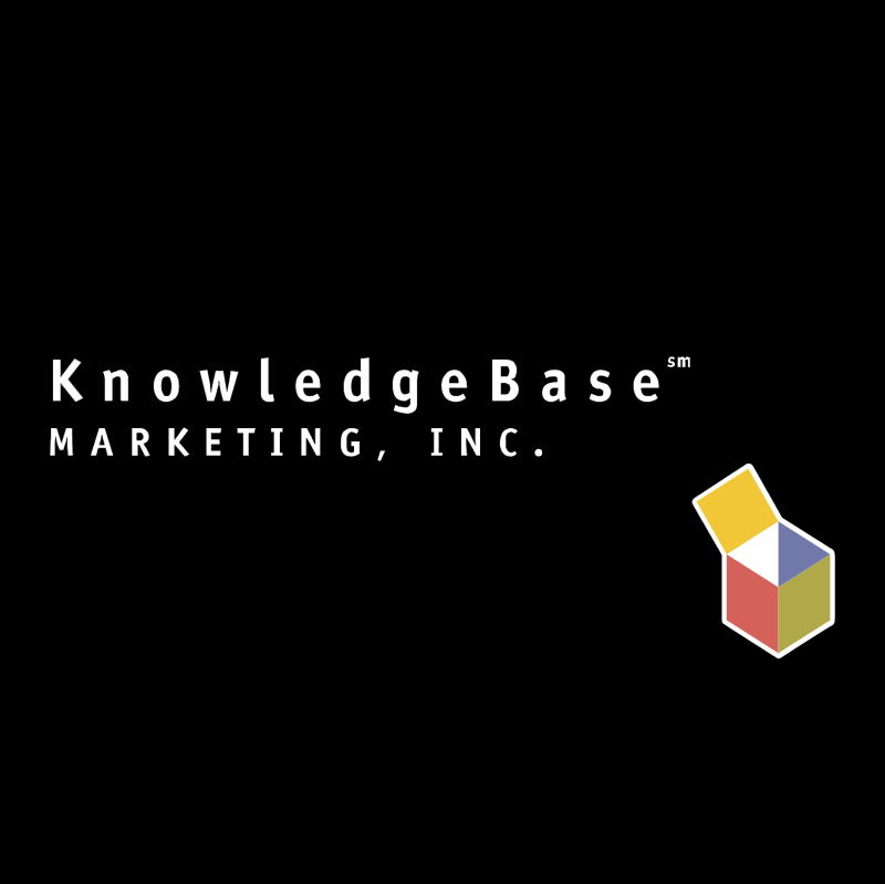 KnowledgeBase Marketing vector