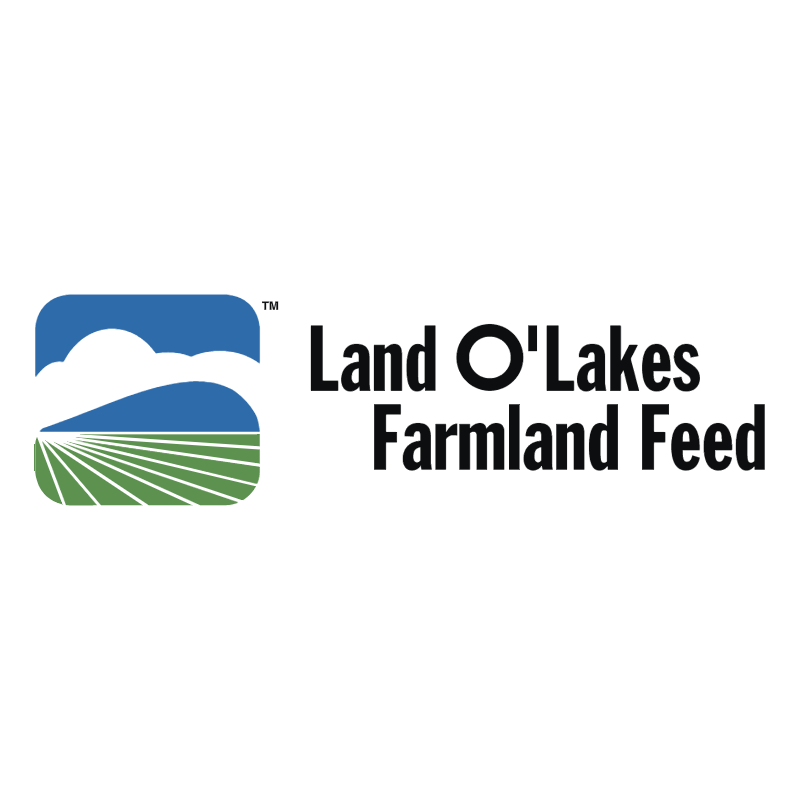 Land O'Lakes Farmland Feed vector