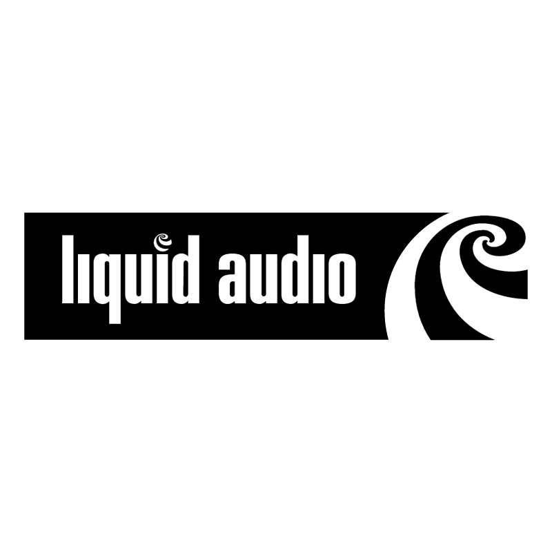 Liquid Audio vector