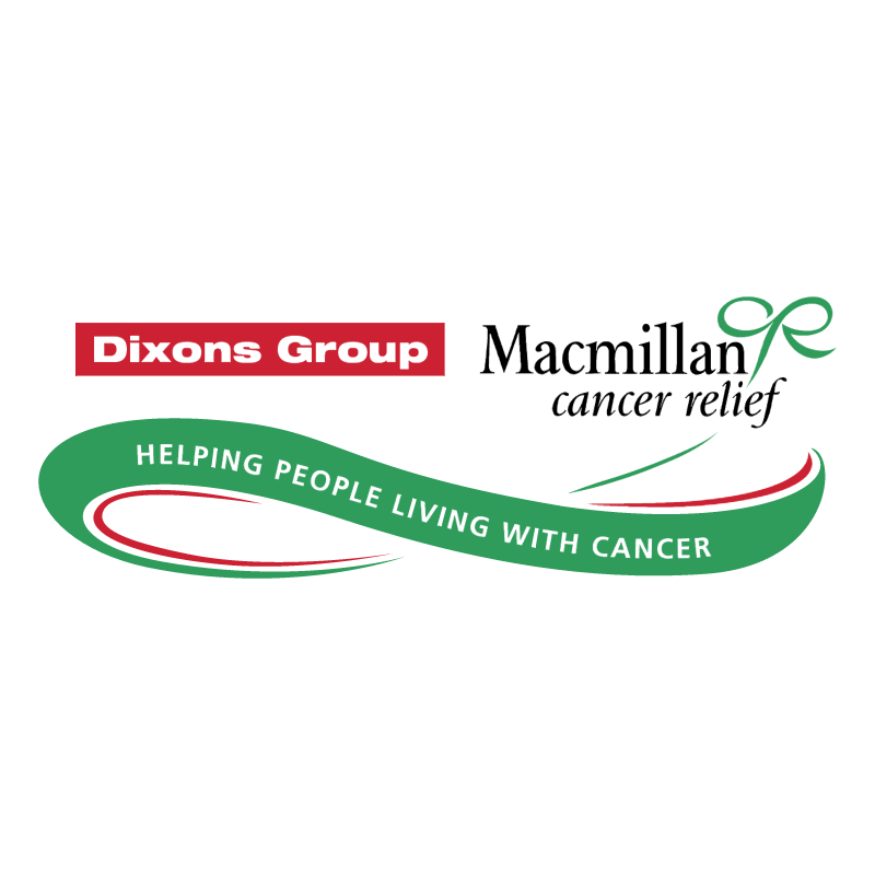 Macmillan Cancer Relief vector