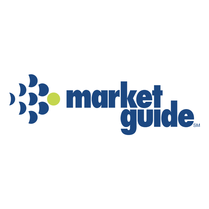 Market Guide vector