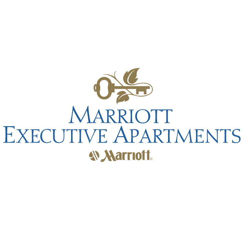 Marriott Executive Apartments vector logo
